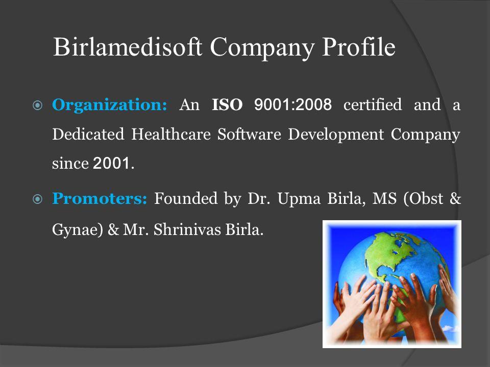 Birlamedisoft Company Profile