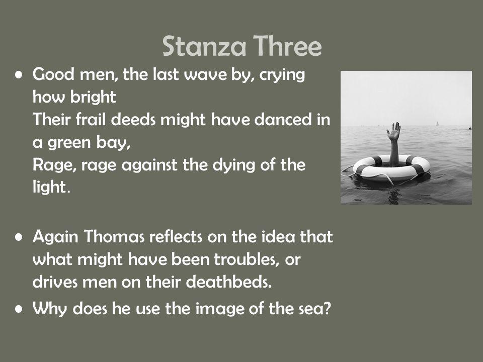 Stanza Three