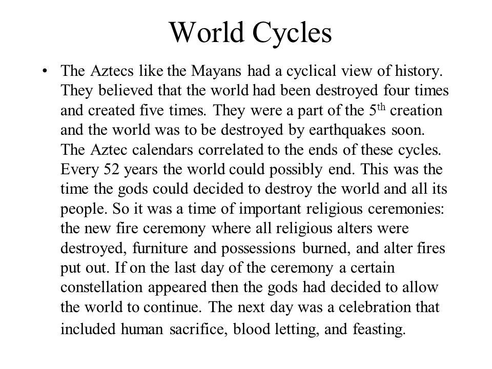 World Cycles