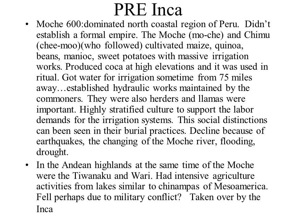 PRE Inca