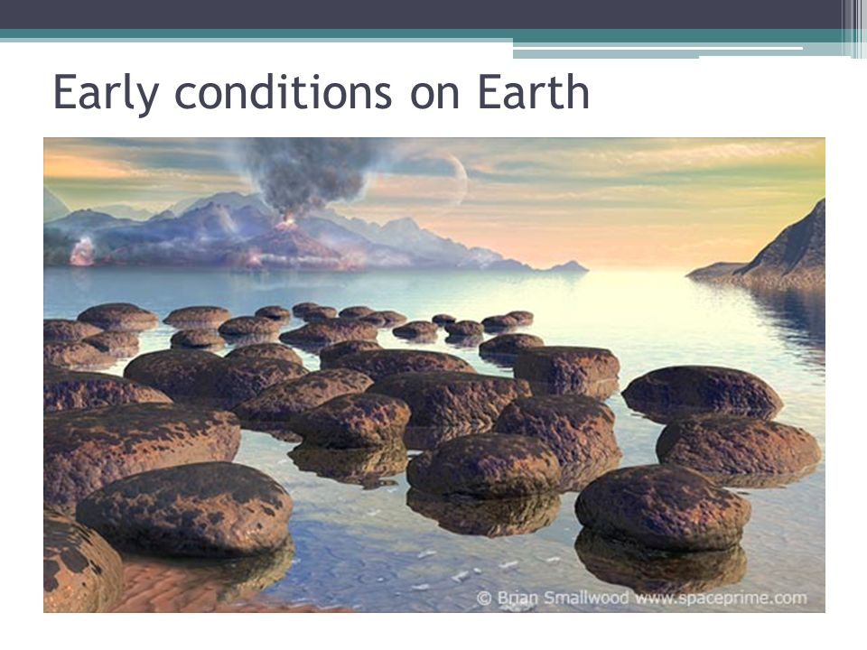 Early conditions on Earth