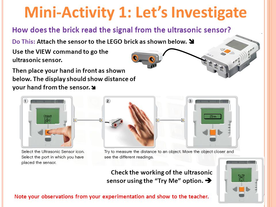 Mini-Activity 1: Let's Investigate