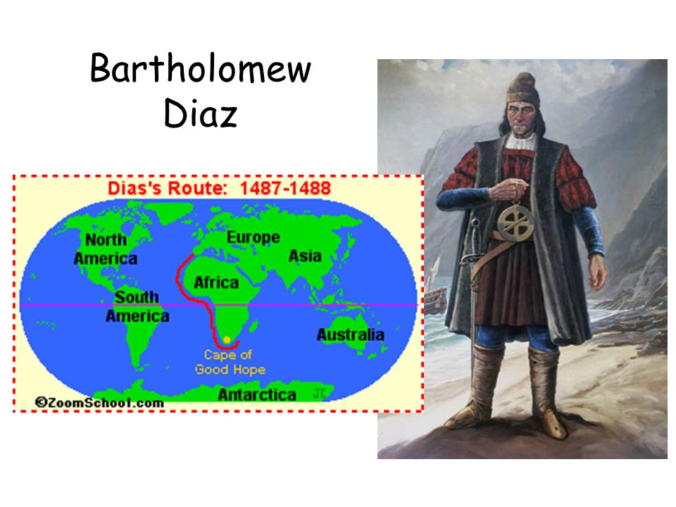 Bartholomew Diaz 3 -