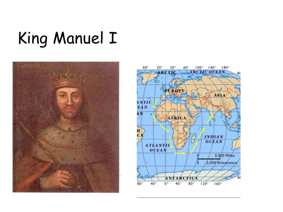 King Manuel I 4 -
