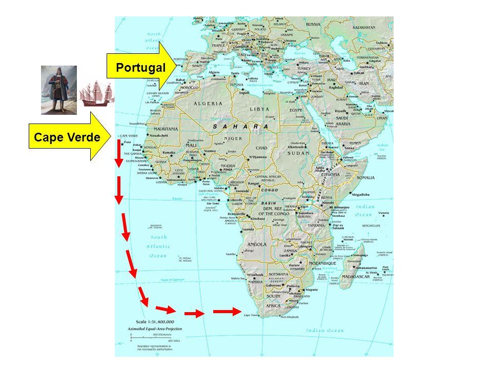 Portugal Cape Verde.