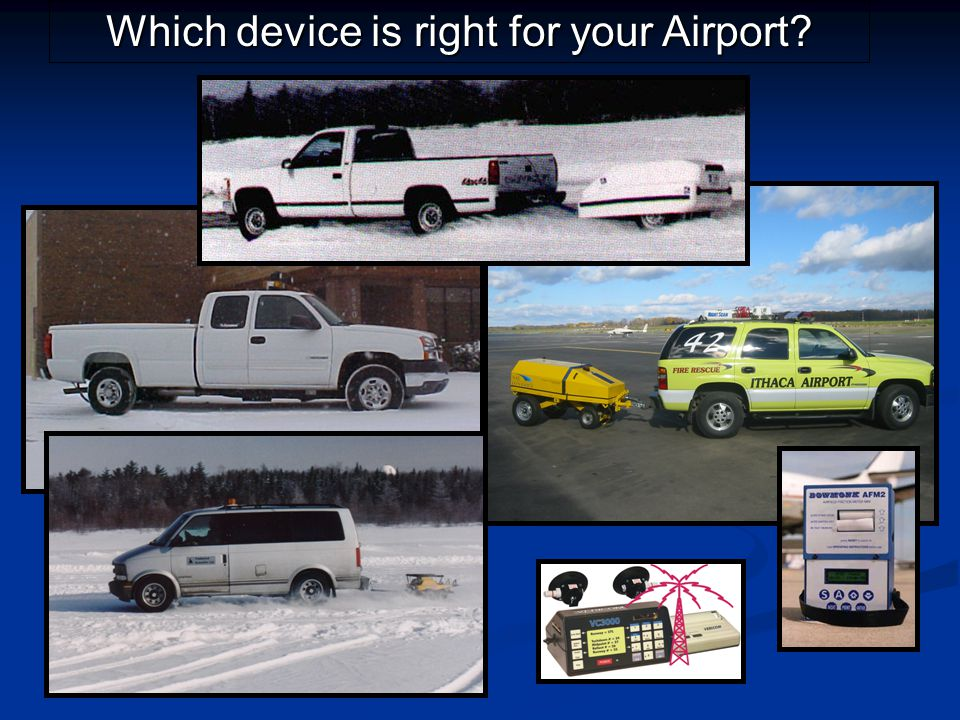 Which device is right for your Airport