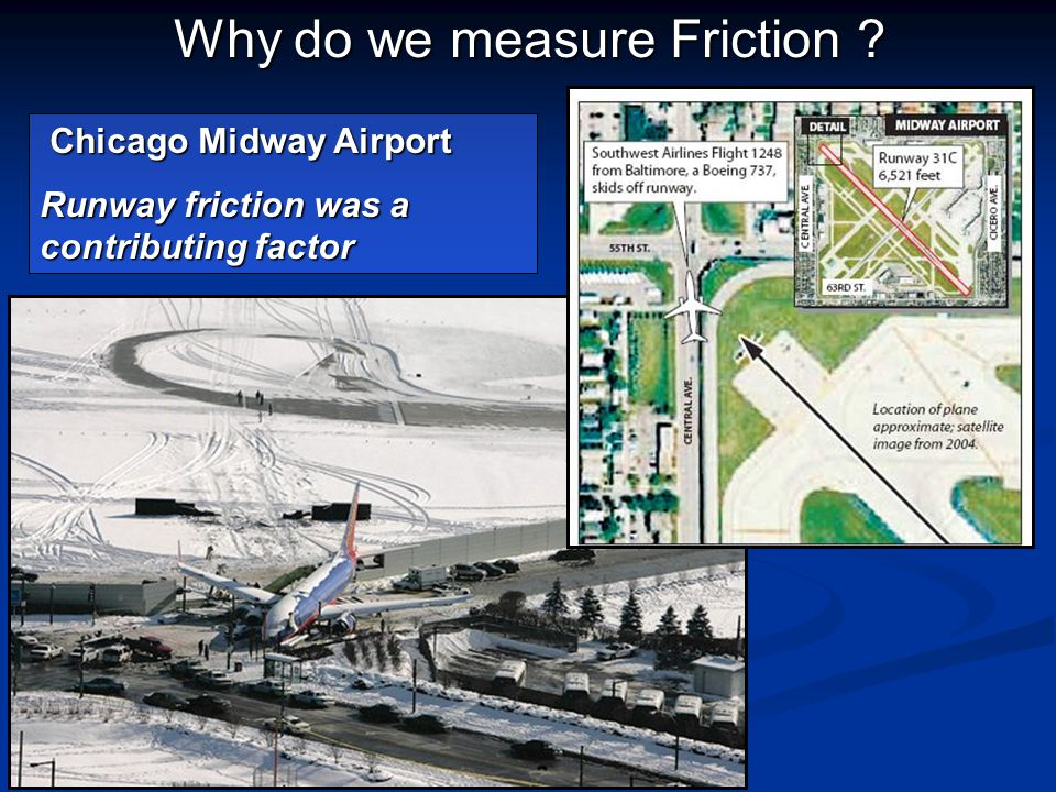Why do we measure Friction
