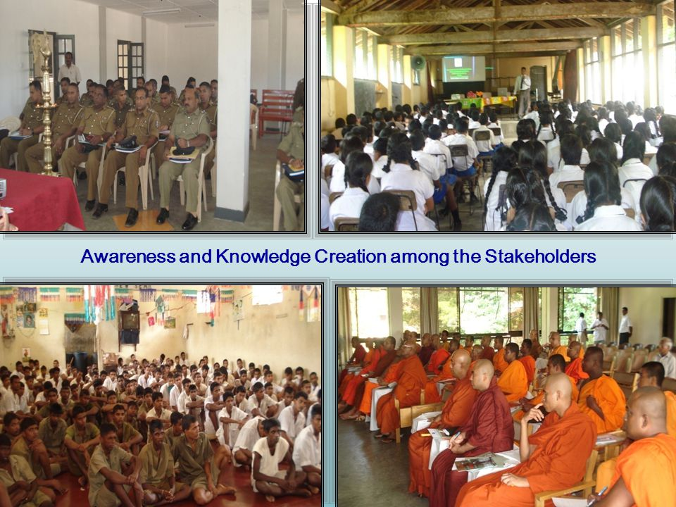 Awareness and Knowledge Creation among the Stakeholders