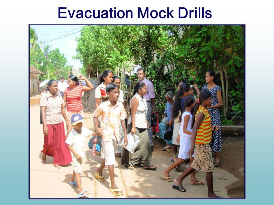 Evacuation Mock Drills