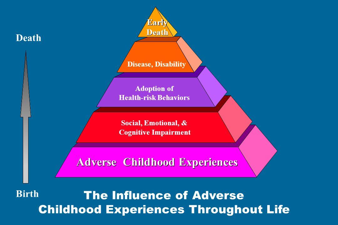 The Influence of Adverse Childhood Experiences Throughout Life