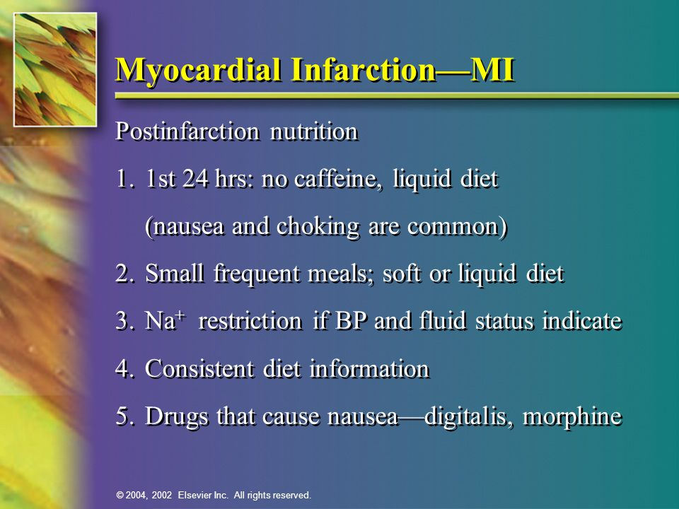 Myocardial Infarction—MI