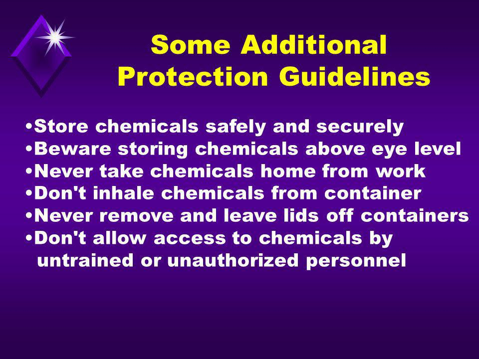 Protection Guidelines