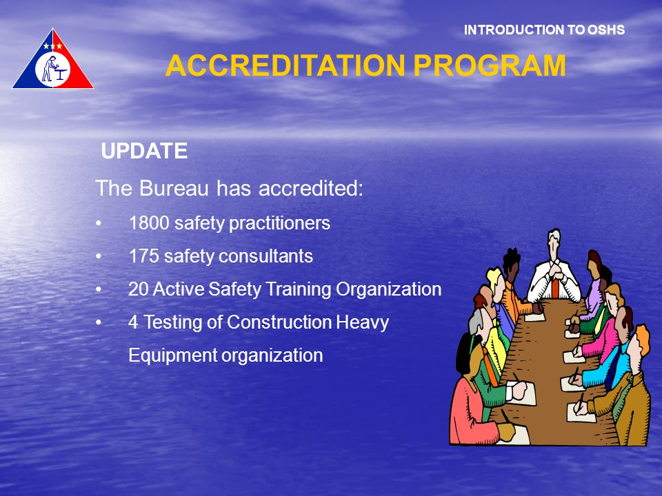 ACCREDITATION PROGRAM