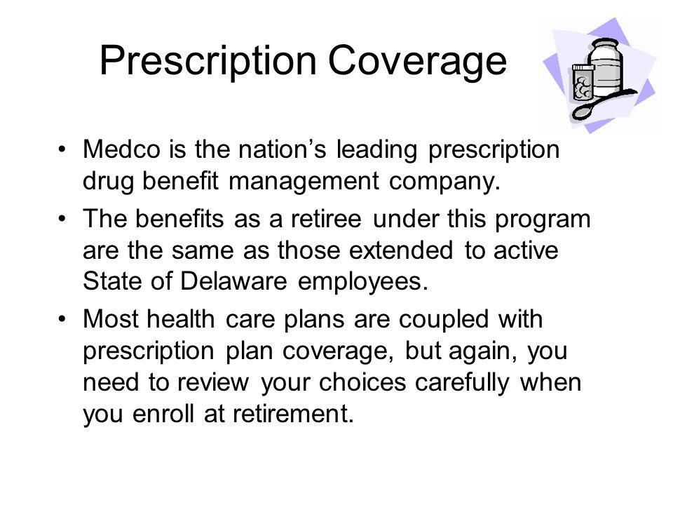 Prescription Coverage
