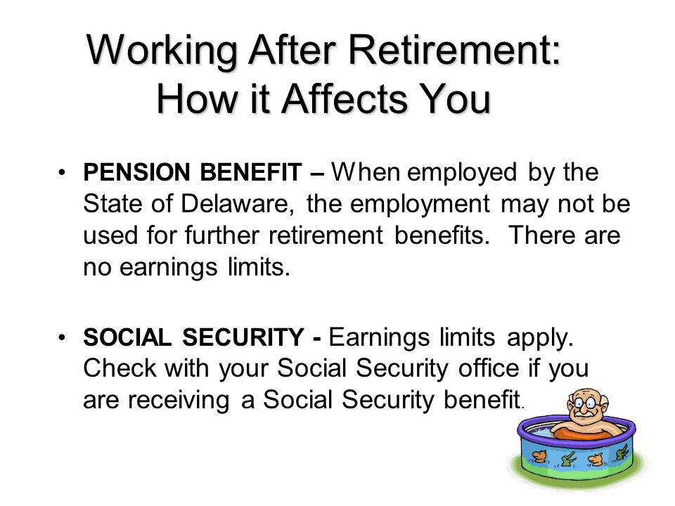 Working After Retirement: How it Affects You