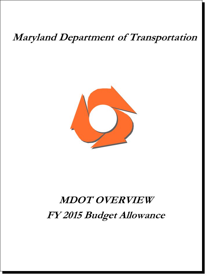 Maryland Department of Transportation