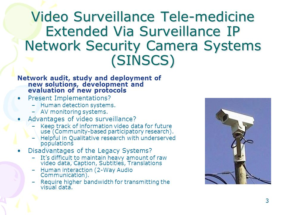 Outsourcing & Repurposing Surveillance Videos