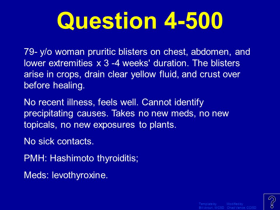 Question 4-500
