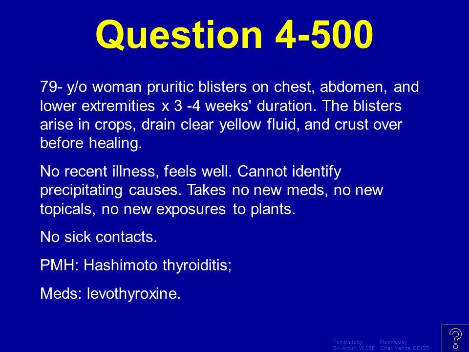 Question 4-500