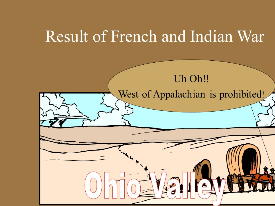 Result of French and Indian War