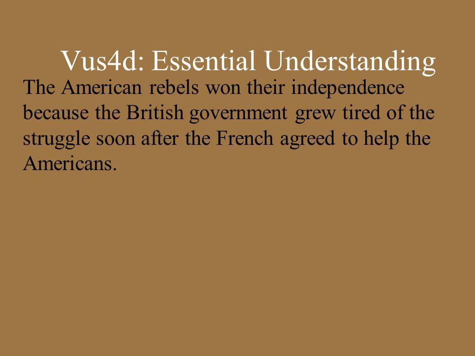 Vus4d: Essential Understanding
