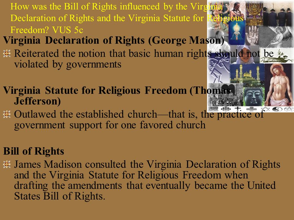 Virginia Declaration of Rights (George Mason)