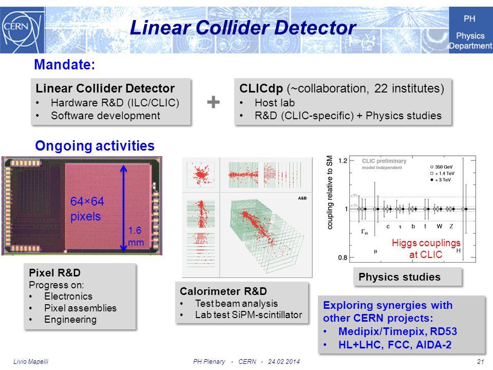 Linear Collider Detector