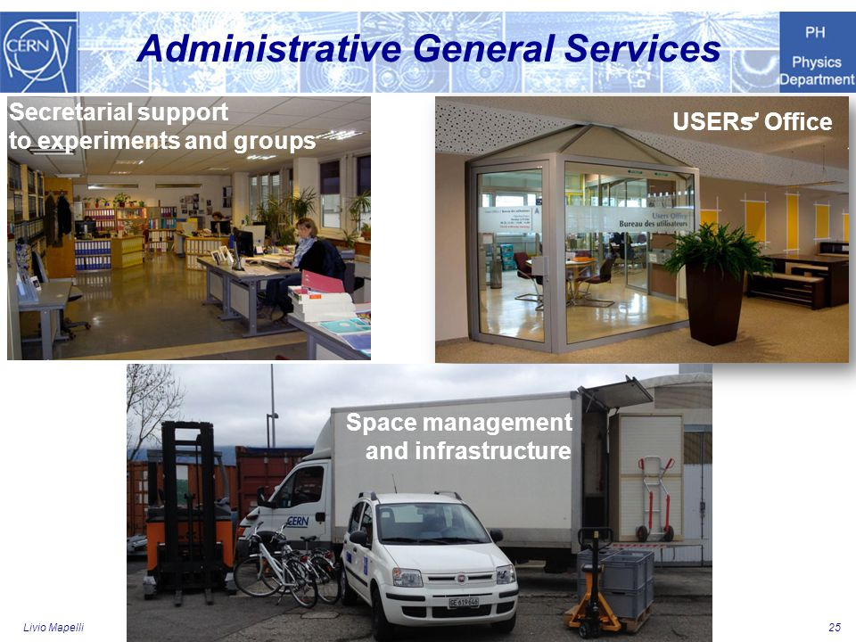 Administrative General Services