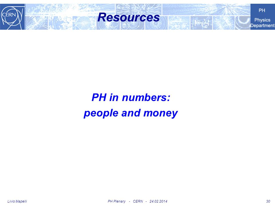 PH in numbers: people and money