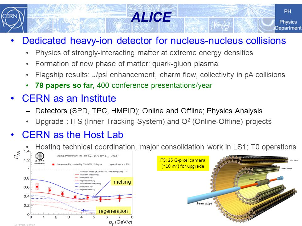 ALICE Dedicated heavy-ion detector for nucleus-nucleus collisions