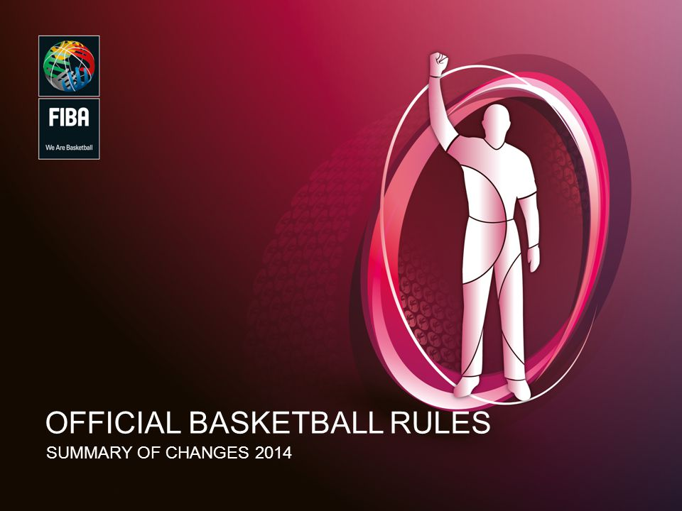 OFFICIAL BASKETBALL RULES
