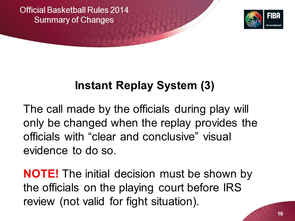 Instant Replay System (3)