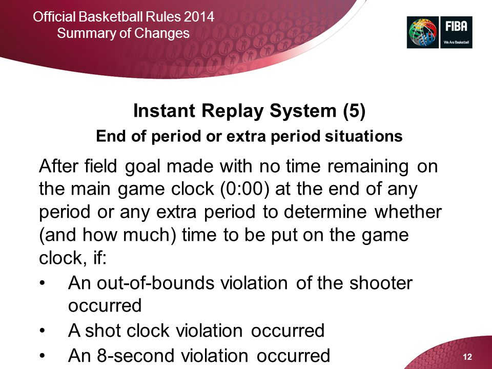 Instant Replay System (5)
