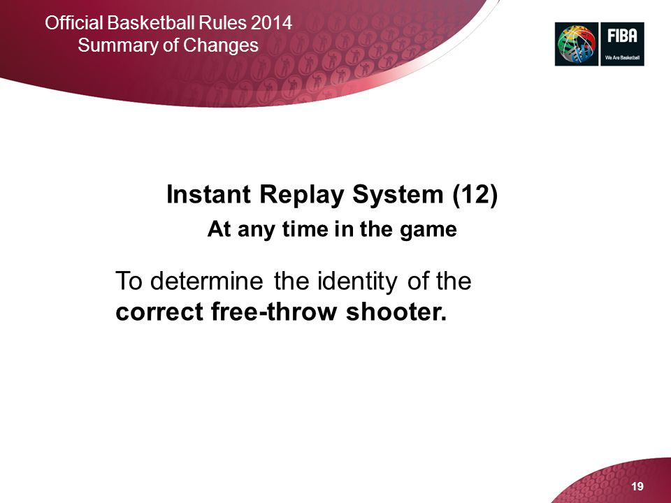 Instant Replay System (12)