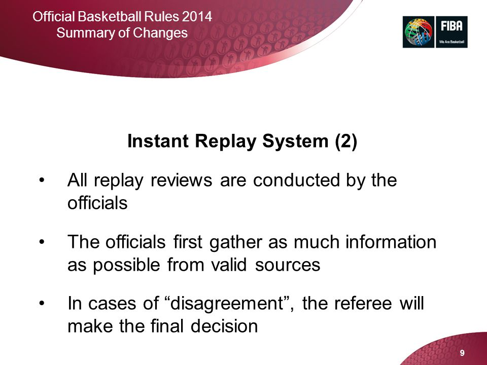 Instant Replay System (2)