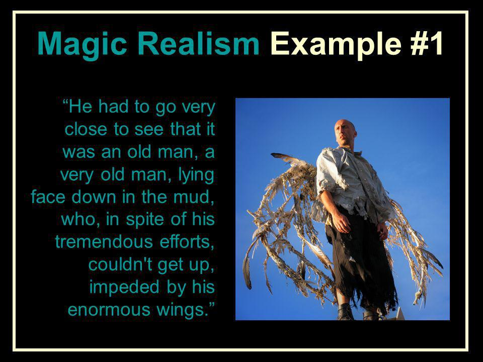 Magic Realism Example #1