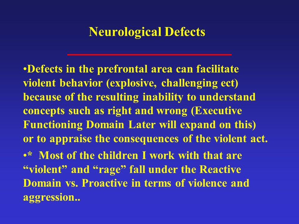 Neurological Defects