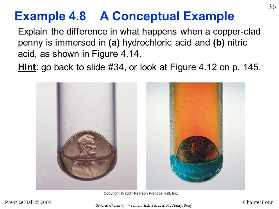 Example 4.8 A Conceptual Example