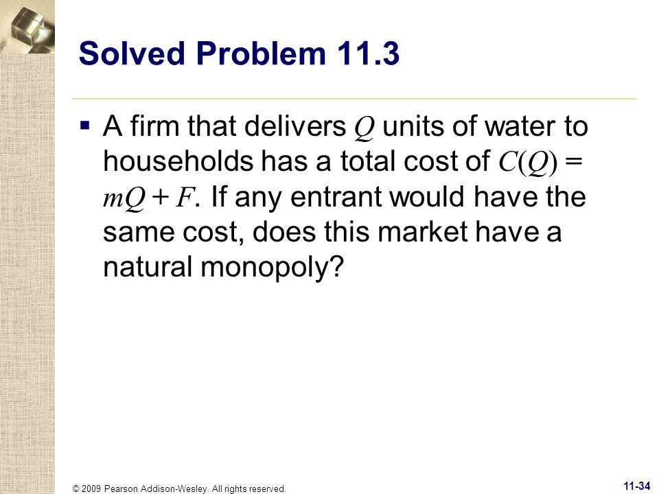 Solved Problem 11.3