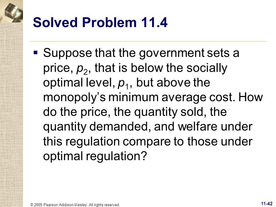 Solved Problem 11.4