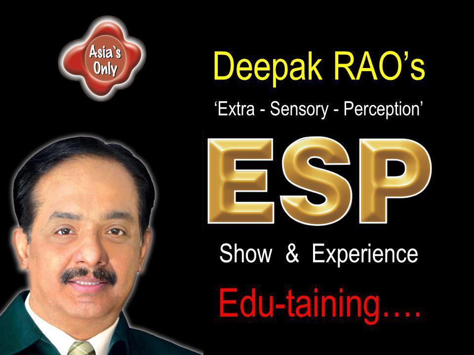 'Extra - Sensory - Perception'