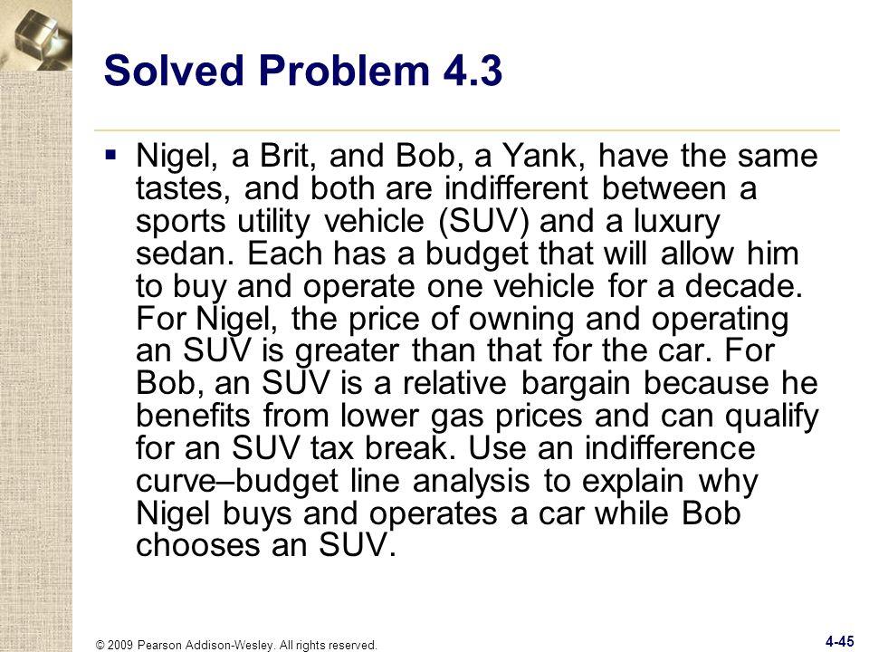 Solved Problem 4.3