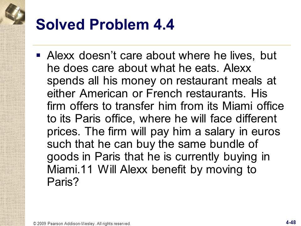 Solved Problem 4.4