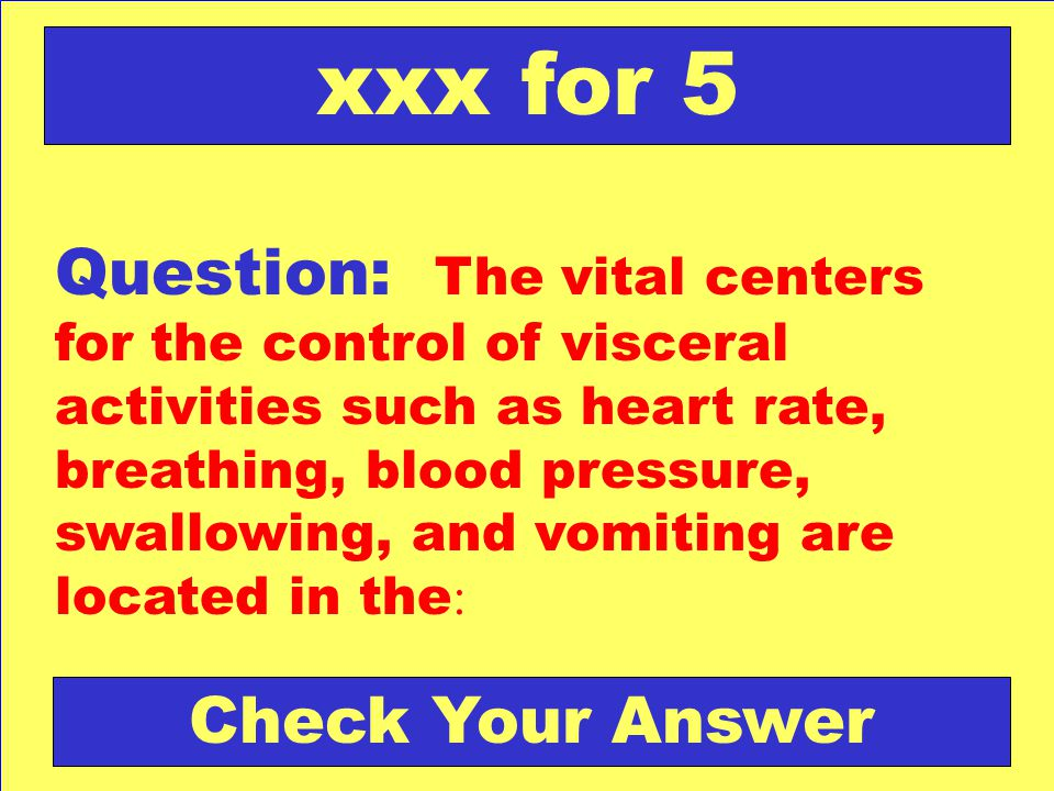 xxx for 5
