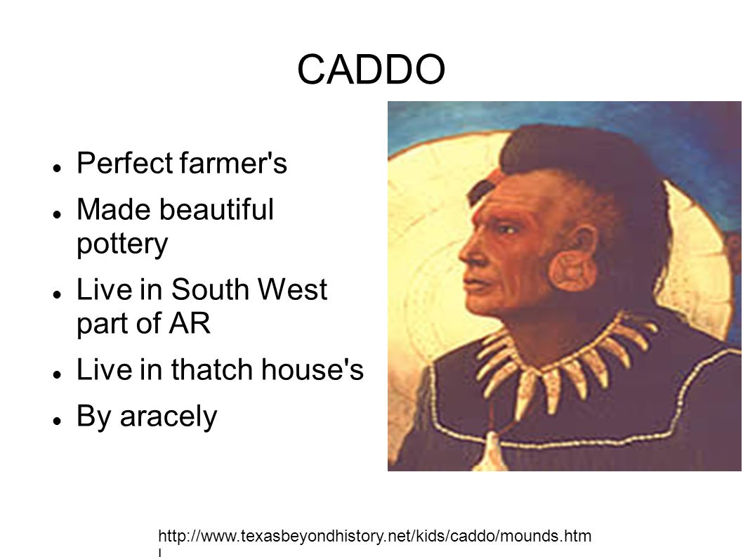 CADDO Perfect farmer s Made beautiful pottery