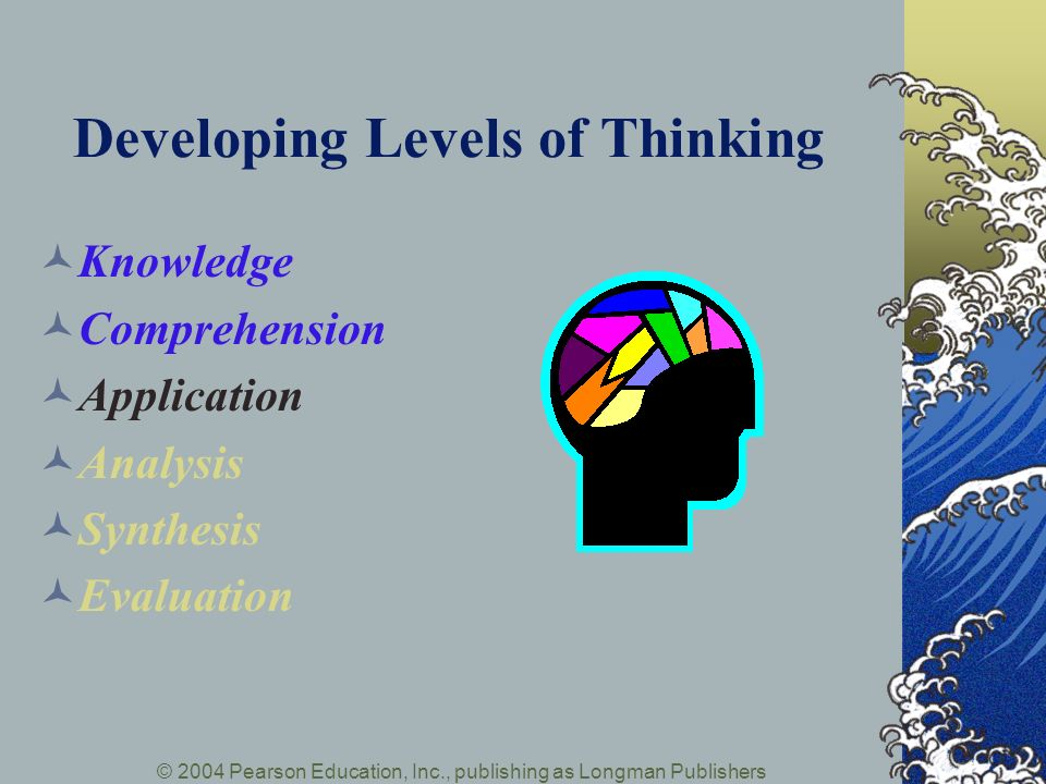 Developing Levels of Thinking