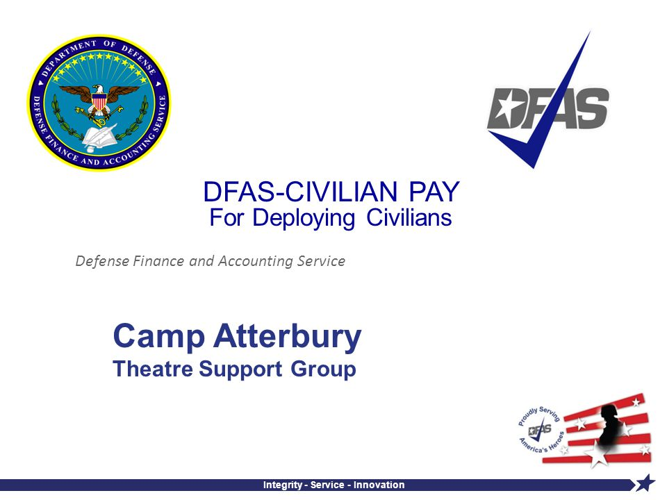 Camp Atterbury Theatre Support Group
