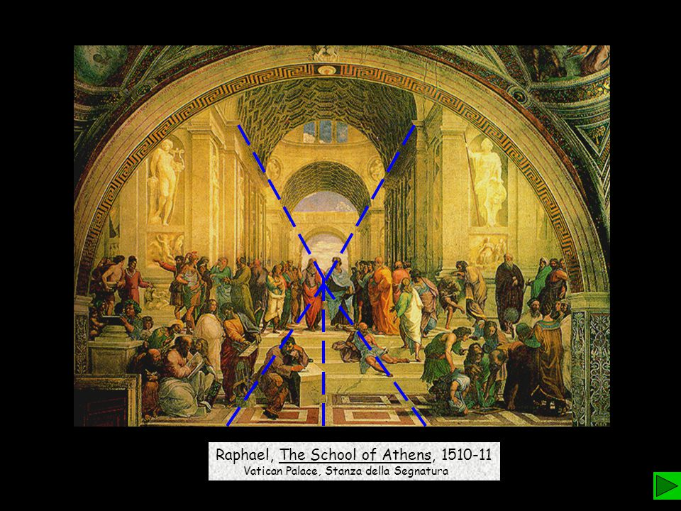 Raphael, The School of Athens, 1510-11