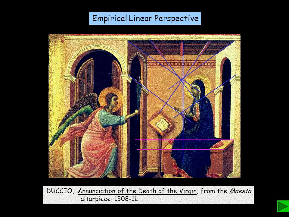 Empirical Linear Perspective