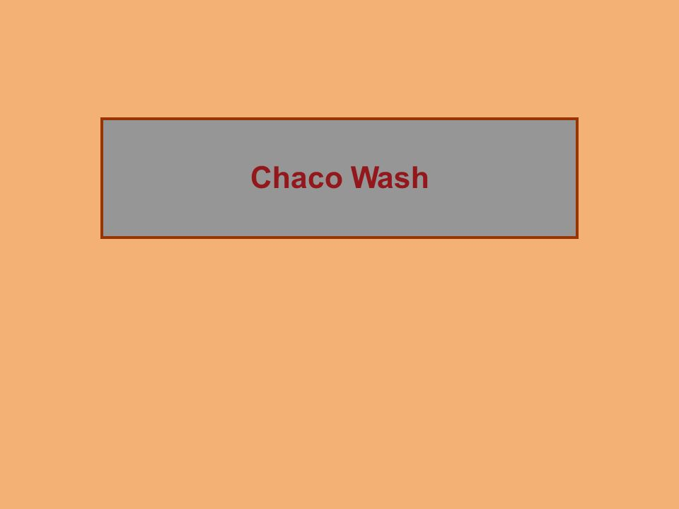 Chaco Wash The Rise of Chaco Canyon
